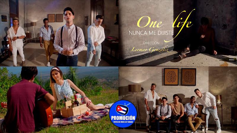 "ONE LIFE ""1LFE"" & Ardiel - ¨Nunca me dijiste¨ - Videoclip - Director: Leomar González. Portal Del Vídeo Clip Cubano. Música cubana. Reguetón. Cuba."