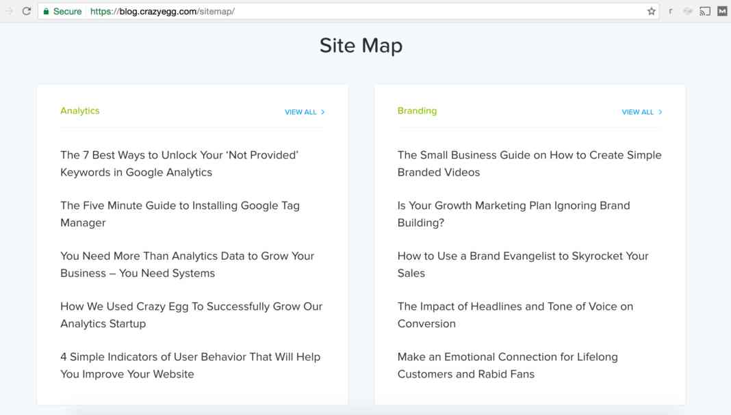Take a look at HTML Sitemap