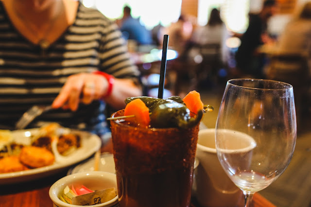 Smoke Dallas best bloody marys brunches in dallas