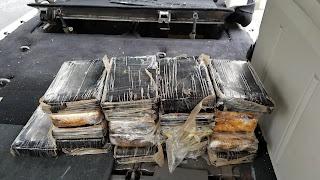 Detienen 2 dominicanos e incautan 302 kilos de cocaína al sur de La Española