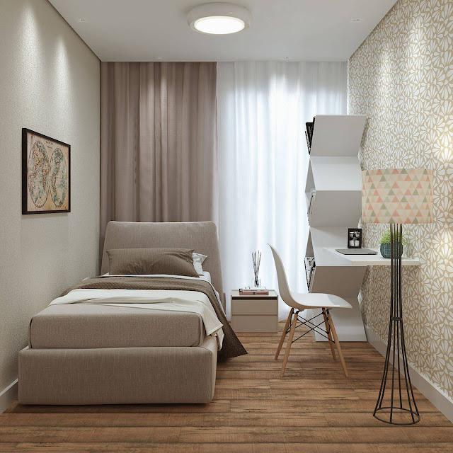 Phòng ngủ nhà cấp 4 _1