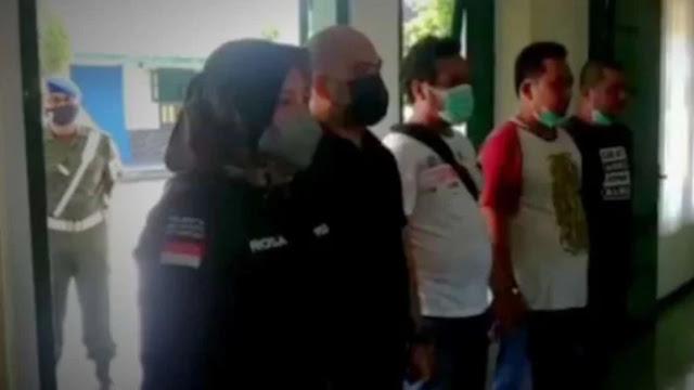 Di Depan Perwira Kodam Polisi Marahi Anak Buah Penggeledah Kolonel TNI