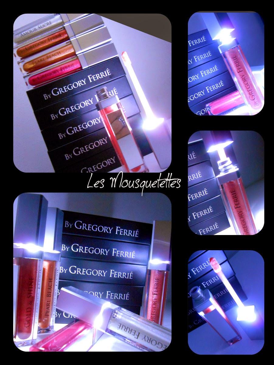 Gloss Lumineux Gregory Ferrié Paris - Les Mousquetettes©