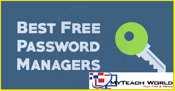 5 Best free Password Manager Tool 2019 | Secure your accounts