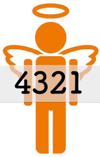 エンジェルナンバー 4321 の意味