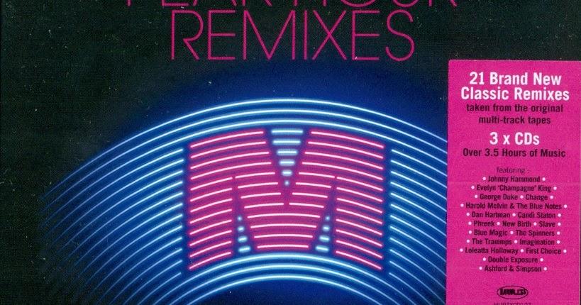 MUSIC REWIND: VA - The Mike Maurro Peak Hour Remixes (2015