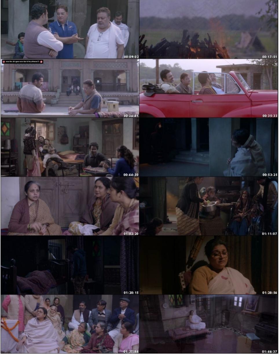 Ramprasad Ki Tehrvi 2021 Hindi Movie 720p HDRip x264 [900MB - 400MB]