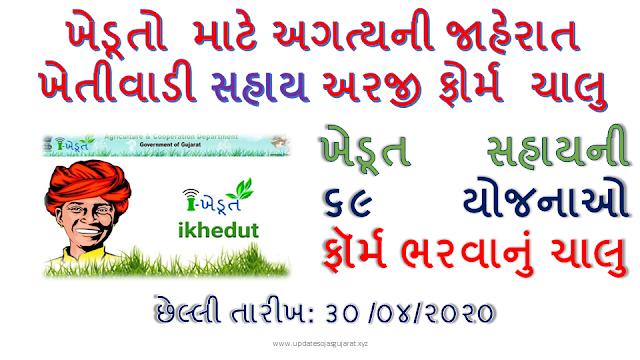 i Khedut Sahay Yojna For Pashupalan I ikhedut.gujarat.gov.in