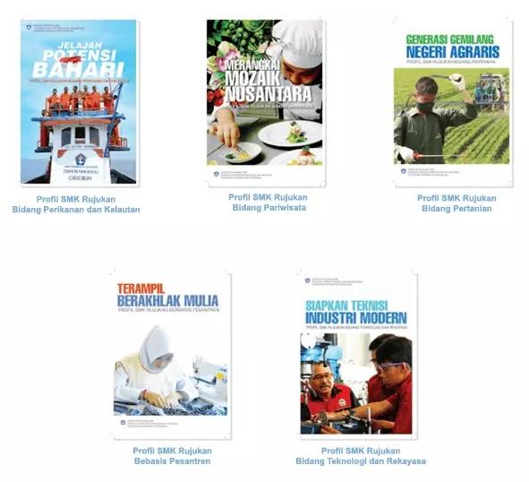 Buku Profil 5 Bidang SMK Rujukan