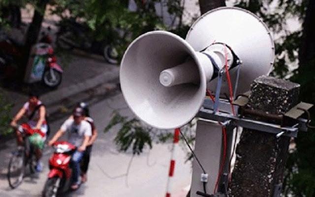 Người dân Hà Nội thông qua các cử tri để đại diện cho dân Hà Nội giữ loa phường