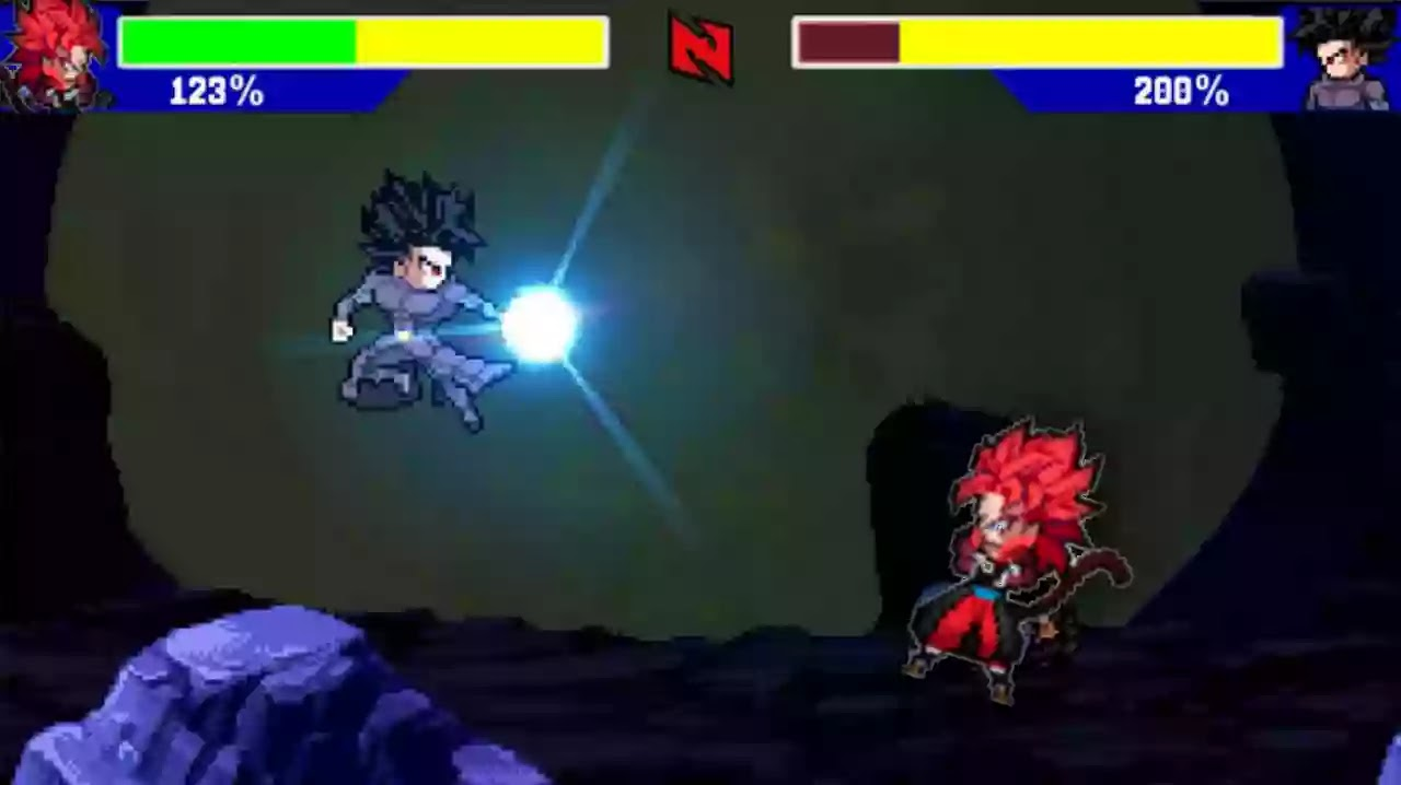 Dragon Ball Pocket z Warriors