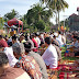 Sholat Idul Fitri di Lapangan Hijau Parit, Khatib Sebut Dua Golongan Ummat Yang Tidak Akan Masuk Syurga