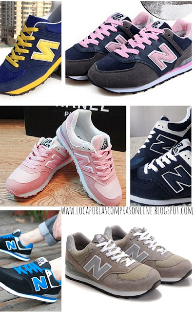 replicas NEW BALANCE aliexpress baratas
