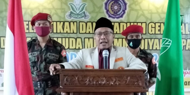 Pemuda Muhammadiyah Sentil Abu Janda soal Islam Agama Arogan