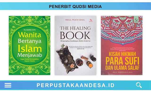 Daftar Judul Buku-Buku Penerbit Qudsi Media