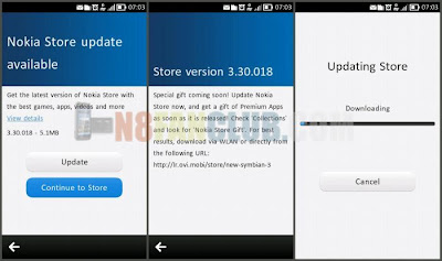 Official Symbian Anna Now Available via NSU, Ovi Suite and