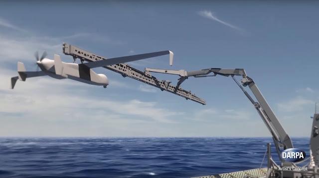 Tern SideArm Capture System