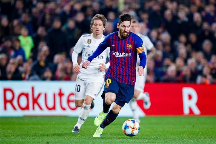 نتيجة مباراة ريال مدريد وبرشلونة بتاريخ 01-03-2020 الدوري الاسباني