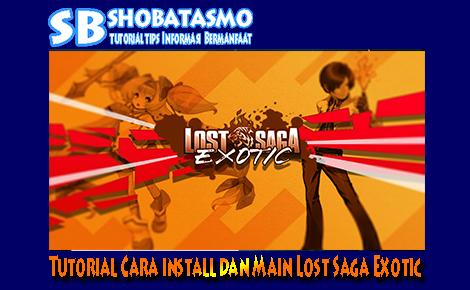 Lost Saga Exotic