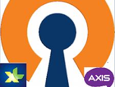 Cara Membuat Config OpenVPN XL - AXIS Terbaru