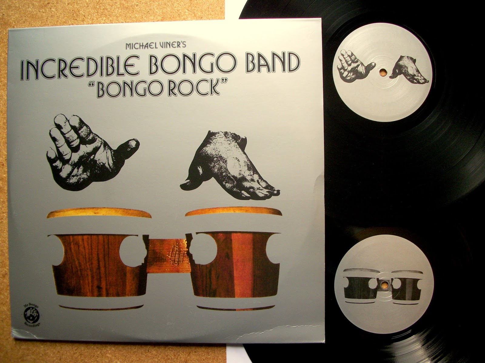 Michael Viner's Incredible Bongo Band - Bongo Rock
