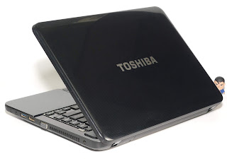 Laptop Design Toshiba L840 Core i5 Second