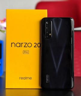 Ulasan Fitur Terbaru di Realme Narzo 20