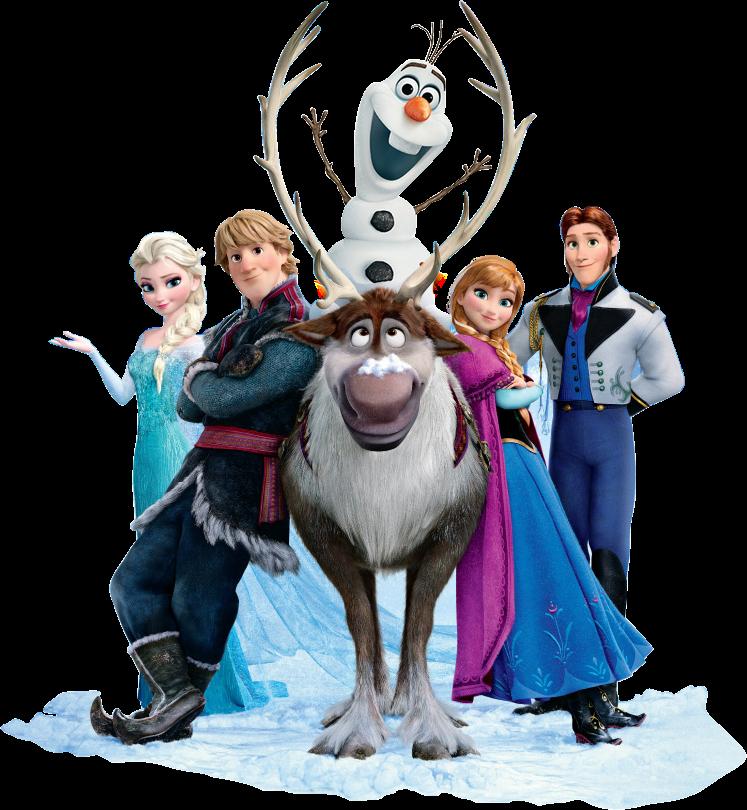Free Frozen Clip Art: Frozen Clip Art