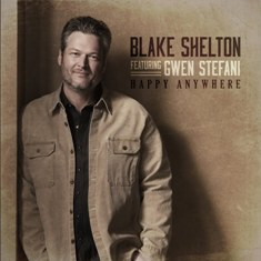 Happy Anywhere Lyrics - Blake Shelton
