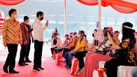 Jokowi Targetkan 100 Ribu Suntikan Dosis Vaksin per Hari di Jakarta