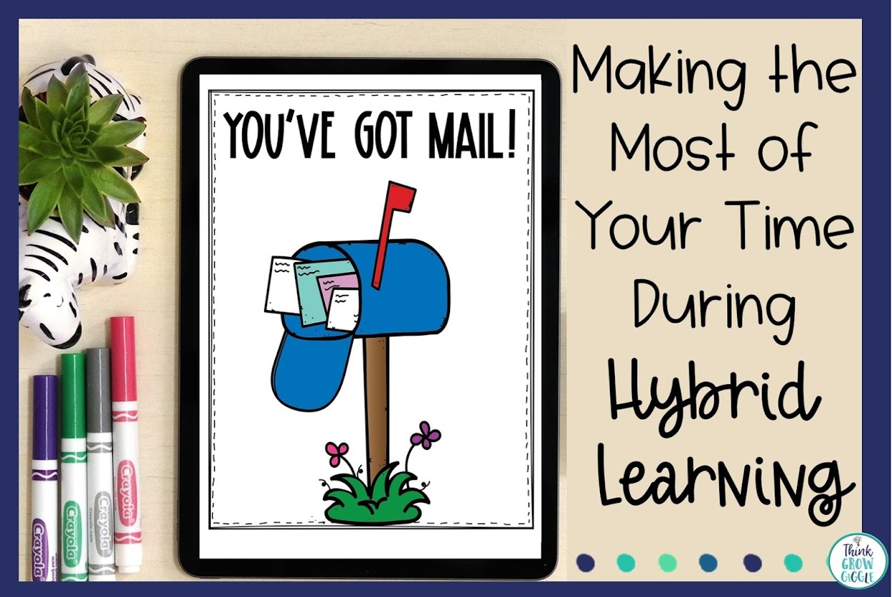 How to Make the Most of the Time You have with Students During Hybrid Learning