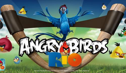 Angry Birds Rio v1.4.2