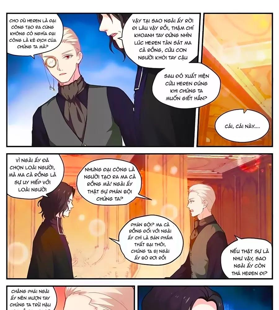 Hệ Thống Chế Tạo Nữ Thần Chapter 267 - Trang 9