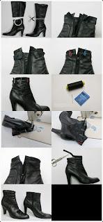 Ayakkabı Modeli Değiştirmek 1