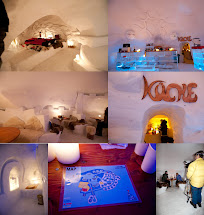 Update Lifestyle Hotels In Ice World