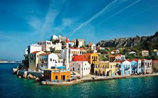 Στην ΑΟΖ του Καστελλόριζου παίζεται το μέλλον της Ελλάδας