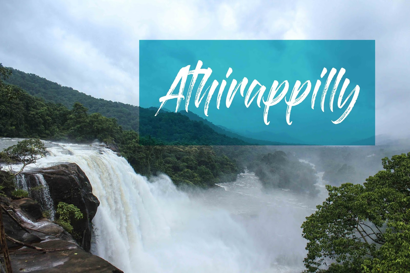 Kerala Travel Guide - Athirapally