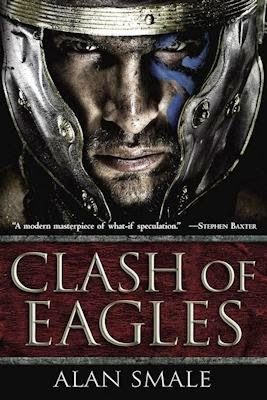 Interview with Alan Smale, author of Clash of Eagles - March 20, 2015