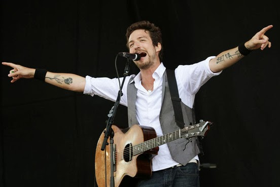 Frank Turner at the O2 Arena