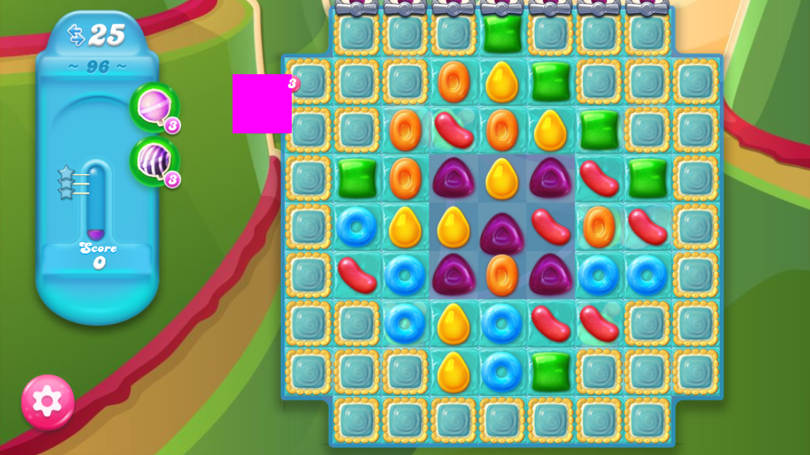 Candy Crush Jelly Saga 96