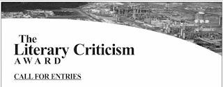 Nigeria Liquefied Natural Gas Prize for Literary Criticism 2019
