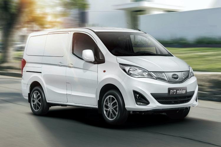 Xe điện BYD Tang EV600 từ 872 triệu đồng sắp đến Châu Âu