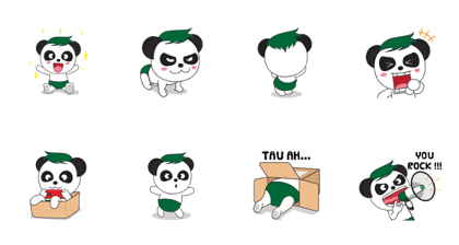Baby Pandaskee : Hmmm