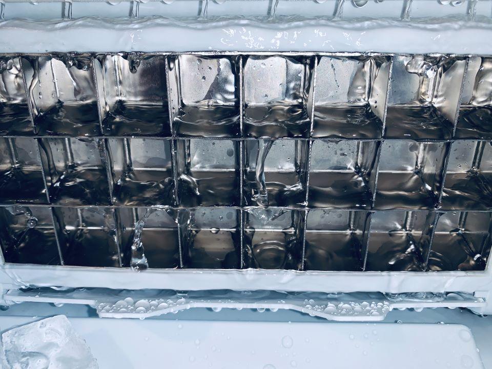 NewAir countertop ice maker