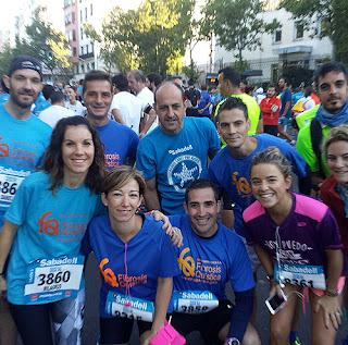 Fibrosis Quística Madrid Corre por Madrid