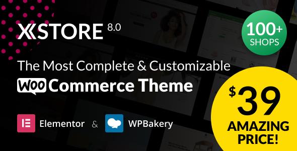 XStore | 15+ Best Multipurpose WooCommerce WordPress Themes