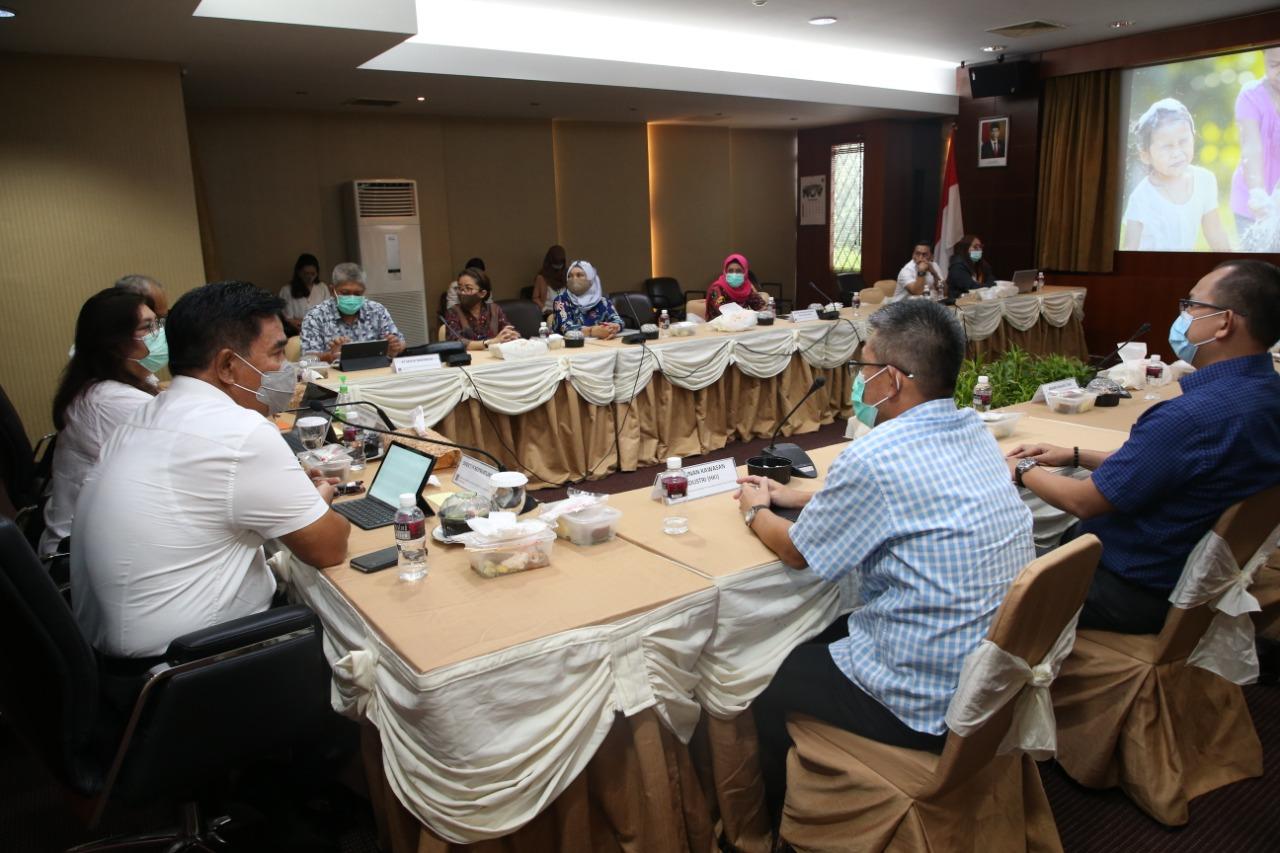 Konsesi Dengan PT ATB Berakhir, BP Batam Sosialisasikan  Sistem Pengelolaan Air kepada Pelaku Industri di Batam