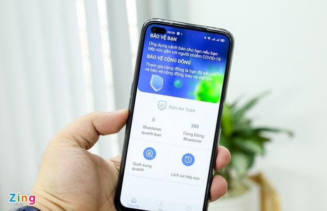 Nhà mạng tặng 5 GB data khi cài ứng dụng Bluezone