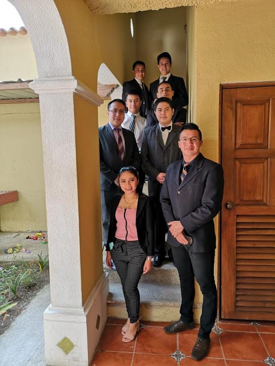 Nuevos miembros juramentados de la Casa de la Cultura de Ciudad Vieja