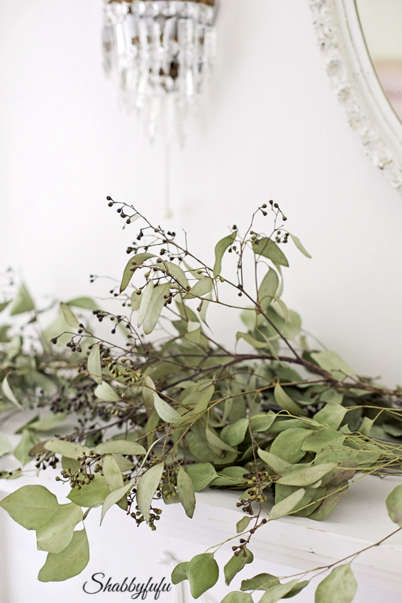 how to make a flower garland